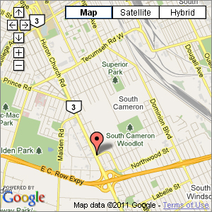 Daytona Carwash Google Map